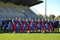 Pas de maintien en U17 National