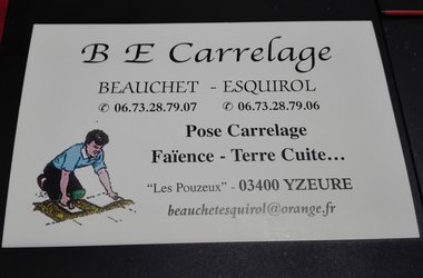 BE Carrelage